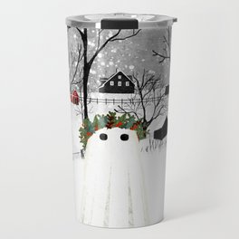 The Holly King Travel Mug