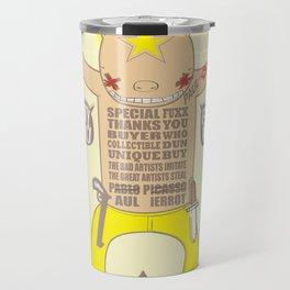 ENVY YOU ENVY ME ! Travel Mug