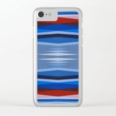 Highwayscape3 Clear iPhone Case