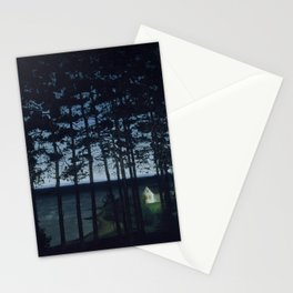 Fisherman's Cottage, Harald Sohlberg, 1906 Stationery Cards