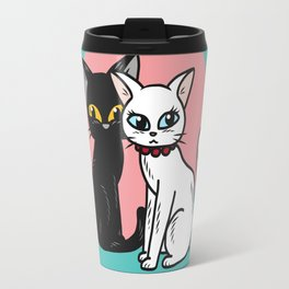 Lover cats Travel Mug