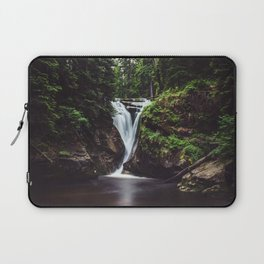 Pure Water - Landscape and Nature Photography Laptop Sleeve