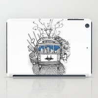 melbourne iPad Cases featuring Melbourne by Raul Garderes