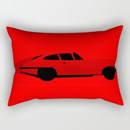 Sports Car Rectangular Pillow