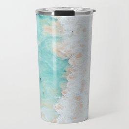 BEACHED OUT BLUES Travel Mug