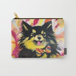 Pomeranian Pop Carry-All Pouch
