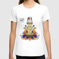 ramen T-shirts featuring Ramen God by NoodleRooster