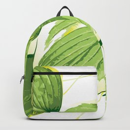 Ficus Plant Backpack