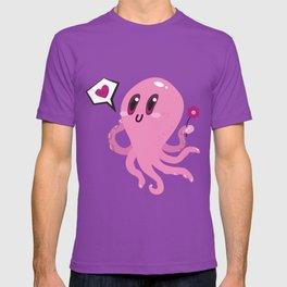 Squid love T-shirt