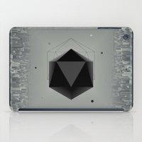 city iPad Cases featuring City Intruder by Zavu