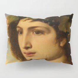 "Simeon Solomon ""Bacchus"" Pillow Sham"