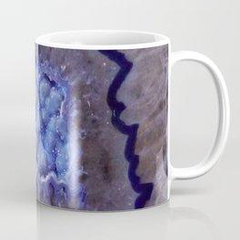 Quartz Inside Geode rustic decor Coffee Mug