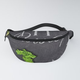 My Parsley Fanny Pack