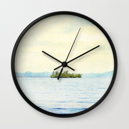 Greetings from Nowhere 0.1 Wall Clock