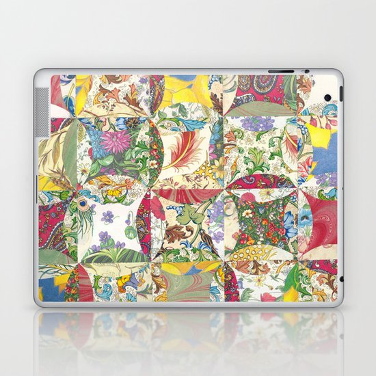 style nostalgia Laptop & iPad Skin
