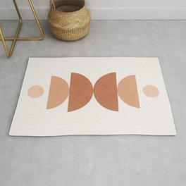 Abstraction_SUN_MOON_BALANCE_POP_ART_Minimalism_002D Rug