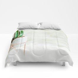 Simple Cactus Comforters