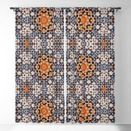 Moroccan Seamless Arabic Patterns X Blackout Curtain
