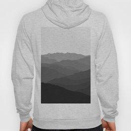 Shades of Grey Mountains Hoody