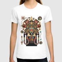 spirit T-shirts featuring Mayas Spirit - Boom 2012 by Exit Man