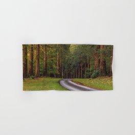 redwood trees Hand & Bath Towel