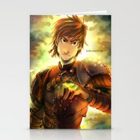 hiccup Stationery Cards featuring Hiccup by keiden