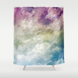 Big Dreams Ahead... Shower Curtain