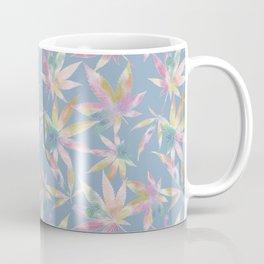 Mary Jane Blue Coffee Mug