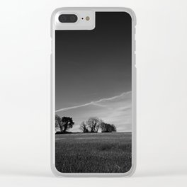 TIME VAPOUR Clear iPhone Case