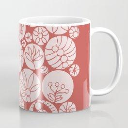 Botanical Forms Coffee Mug