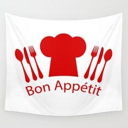 Bon Appetit! Wall Tapestry