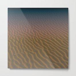 Magnetic Desert Metal Print