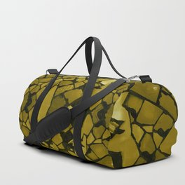 Mosaic - Gold Duffle Bag