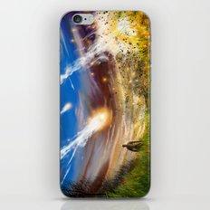 Crashing Down iPhone & iPod Skin