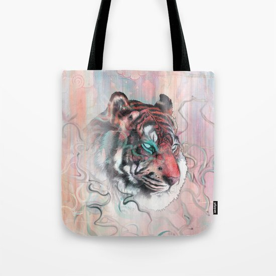 Illusive By Nature Tote Bag