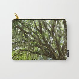 Live Oak in Springtime Carry-All Pouch