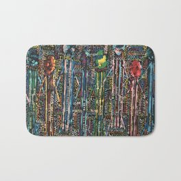 Awakening, people and words Bath Mat