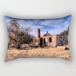 Still Standing II Rectangular Pillow