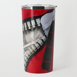 Money Bag Travel Mug