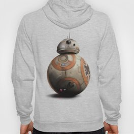 BB-8 by dana alfonso Hoody