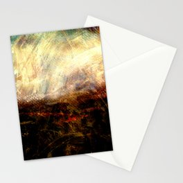 Colors in Darkness 1 Stationery Cards