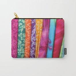 Bali Batik Carry-All Pouch
