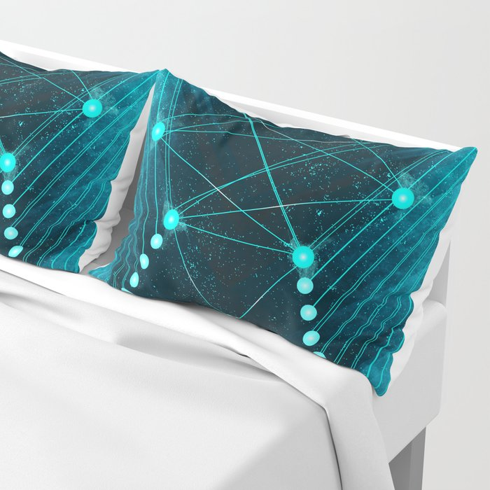 Mystic Space Pillow Sham