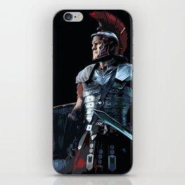 Ancient Roman Centurion iPhone Skin