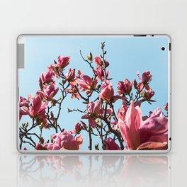 Flower Photography   Magnolia   Tree   Nature   Sky   Summer Laptop & iPad Skin
