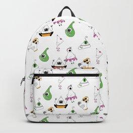 Happy Monsters Backpack