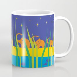 Wilderness Weekend Coffee Mug