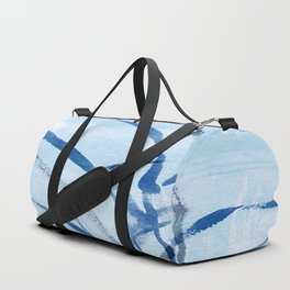 beach grass Duffle Bag