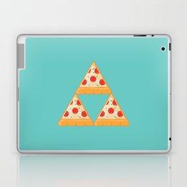 Tri-Pizza Laptop & iPad Skin