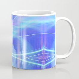 Moving Blue Coffee Mug